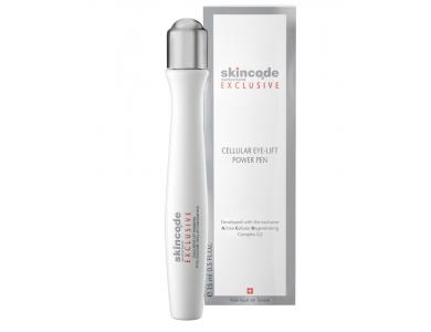 Skincode Cellular Eye-Lift Power Pen - Roll on λειαντικός ορός ματιών 15ml