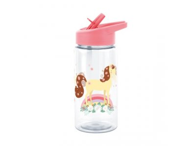 A Little Lovely Πλαστικό Μπουκάλι, Bottle Horse