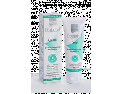 InterMed Diabetel Cream, Ενυδατική Κρέμα Ποδιών, 125ml