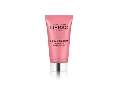 Lierac Supra Radiance Double Peeling Radiance Mask, Μάσκα Λάμψης Διπλής Απολέπισης 75ml