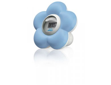 Philips Avent Ψηφιακό Θερμόμετρο για το Μπάνιο & το Δωμάτιο, SCH550/20 1τμχ