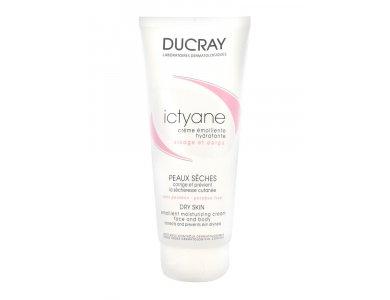 Ducray Ictyane Crème - Σωληνάριο 200 ml
