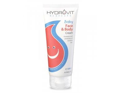 Hydrovit Baby Face & Body Cream 100ml