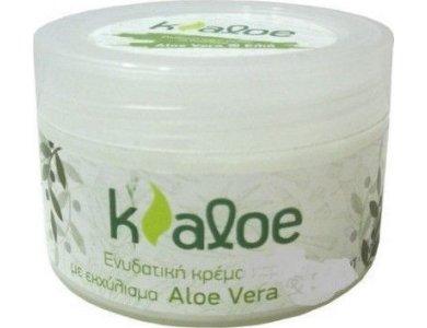 Kaloe Ενυδατική Κρέμα Προσώπου με Αλόη & Ελιά, 100ml