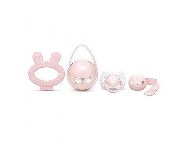Suavinex Gift Set Hygge Pink 4τμχ