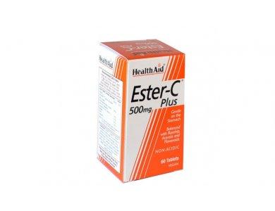 Health Aid Balanced Ester C 1000mg 60tabs