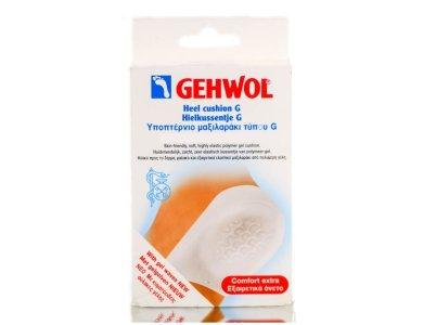Gehwol Heel Cushion G Medium, Υποπτέρνιο Μαξιλαράκι Τύπου G, Μεσαίο Μέγεθος, 2τμχ