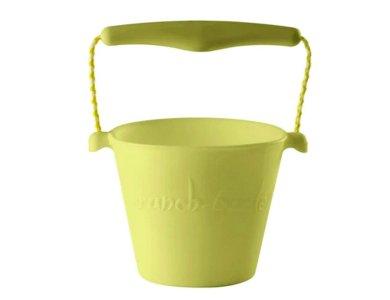Scrunch Bucket, Κουβαδάκι Σιλικόνης, Yellow