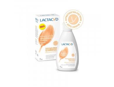 Lactacyd Intimate Washing Lotion Καθημερινή Προστασία & Φροντίδα για την Ευαίσθητη Περιοχή, 300ml