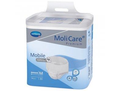 Hartmann MoliCare Premium Mobile, Σλιπ Ακράτειας Ημέρας, No.6 Medium, 14τμχ