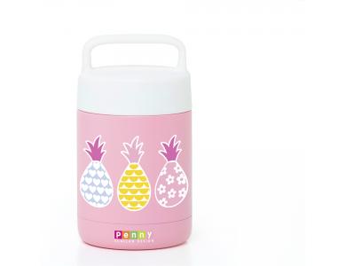 Penny Scallan Thermal Flask, Θερμός Φαγητού, Pineapple