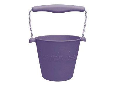 Scrunch Bucket, Κουβαδάκι Σιλικόνης, Dark Purple