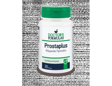 Doctor's Formulas Prostaplus Συμπλήρωμα Διατροφής- Φόρμουλα Προστάτη 30 tabs