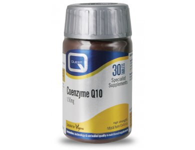 Quest Coenzyme Q10 150mg 30tabs