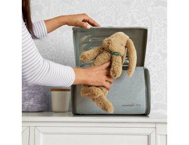 Munchkin Nursery Toy UV Steriliser, Τσάντα Αποστειρωτής, 1τμχ