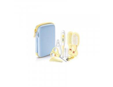 Philips Avent Baby Care Set, Ολοκληρωμένη Περιποίηση για το μωρό σας & ΔΩΡΟ Τσαντάκι Μεταφοράς, SCH400/00