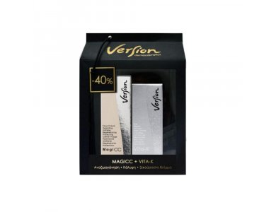 Version Promo Vita-K Eye Cream, 30ml & MagiCC, 50ml