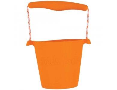 Scrunch Bucket, Κουβαδάκι Σιλικόνης, Orange