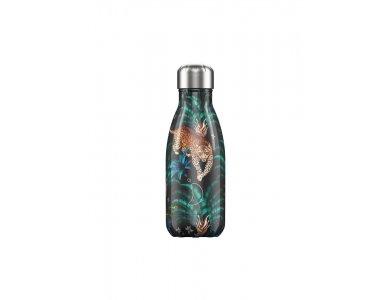 Chillys Ανοξείδωτος Θερμός, Tropical Leopard, 260ml